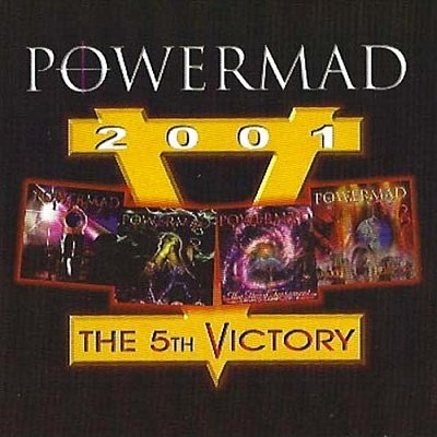 Mystic-Force - Compilation: Powermad 2001