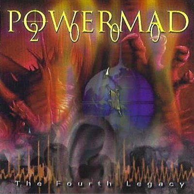Mystic-Force - Compilation: Powermad 2000