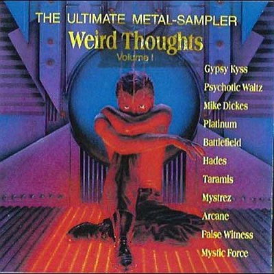 Mystic-Force - Compilation: Weird Thoughts v1